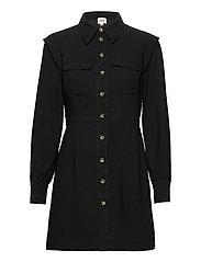 Parker Dress - BLACK