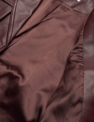 Twist & Tango - Cecilia Jacket - skinnjackor - reddish brown - 4