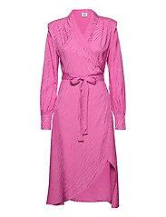 Ember Dress - VIVID PINK