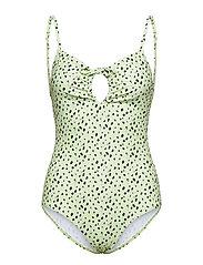 Honolulu Swimwear - SPIRULINA MINI DOT