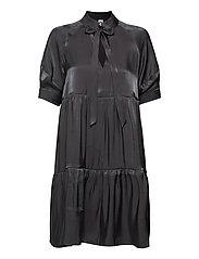 Holly Dress - DK ASPHALT
