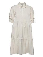 Holly Dress - WHISPY WHITE