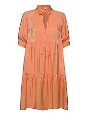 Holly Dress - PEACH