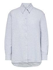 Sara Shirt - ICE BLUE