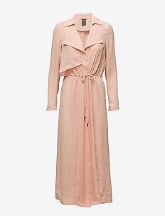 Heaven Jacket - light coats - blush