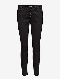 Liv Trousers - WASHED BLACK