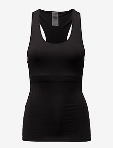 Be Running Singlet - BLACK