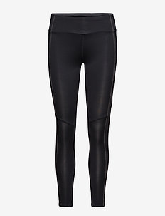 Be Running Tights - running & training tights - black