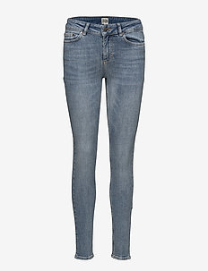Julie Jeans - slim jeans - mid blue denim