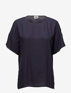 Thilda Blouse - NAVY