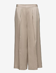 Ebba Trousers - BEIGE