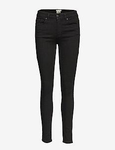 Julie Jeans Black - skinny jeans - black