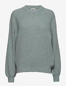Sonja Sweater - jumpers - mint