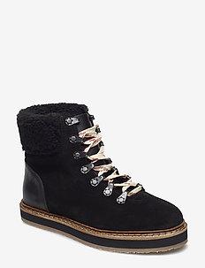 Verbier Boots - BLACK