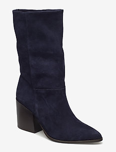 Seattle Boots - NAVY