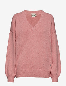Sally Sweater Bubblegum - BUBBLEGUM