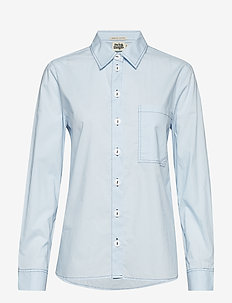 Dani Shirt Cold Blue - BLUE