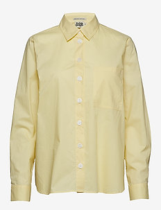 Dani Shirt Cream Yellow - CREAM YELLOW