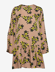 Tilly Dress Sand Flower - short dresses - sand flower