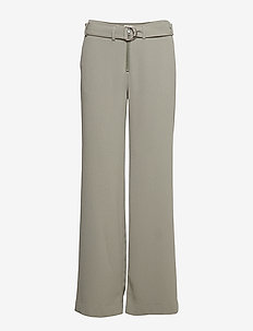 Sheila Trousers - pantalons larges - shadow
