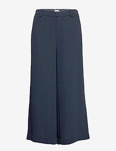 Mella Culottes - vide bukser - navy