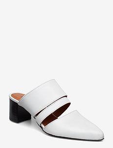 Kairo Heels - sandales à talons - white