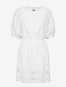 Phyllis Dress - WHITE