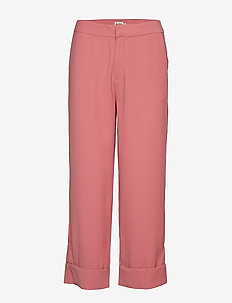 Venus Trousers - pantalons larges - rose