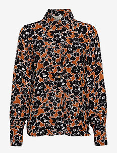 My Shirt - langærmede bluser - golden flower