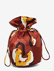 Katy Bag - skuldertasker - terracotta leo