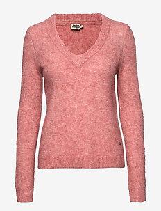 Emma Sweater - WINTER PINK