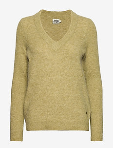 Emma Sweater - pulls - light green