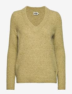 Emma Sweater - LIGHT GREEN