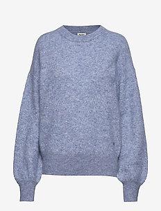 Zina Sweater - SKYBLUE