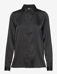 Penelope Shirt - BLACK