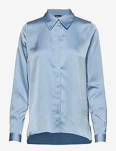 Penelope Shirt - SKYBLUE