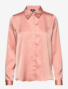 Penelope Shirt - DUSTY ROSE