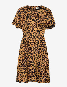 Elmira Dress - LEOPARD
