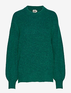 Emmy Sweater - pulls - bottle green