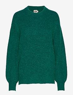 Emmy Sweater - trøjer - bottle green