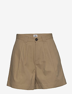 Neah Shorts - casual shorts - beige