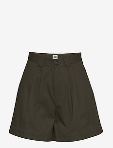 Neah Shorts - casual shorts - dark khaki