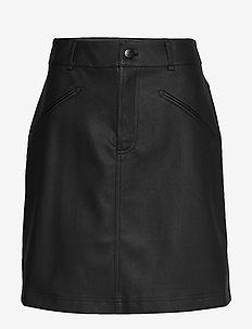 Jenna Skirt - korte nederdele - black