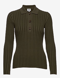 Mary Sweater - jumpers - khaki