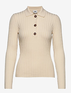 Mary Sweater - neulepuserot - offwhite