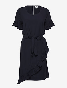 Alisa Dress - robes midi - navy