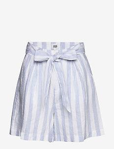 Brooke Shorts - casual shortsit - blue/white