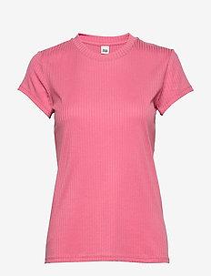 Jasmine Top - t-shirts - pink