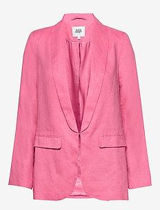Maria Blazer - casualowe blezer - pink