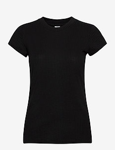Jasmine Top - t-shirts - black